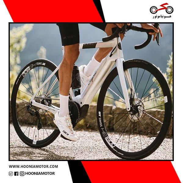 استفاده از دوچرخه برقی در مسابقات