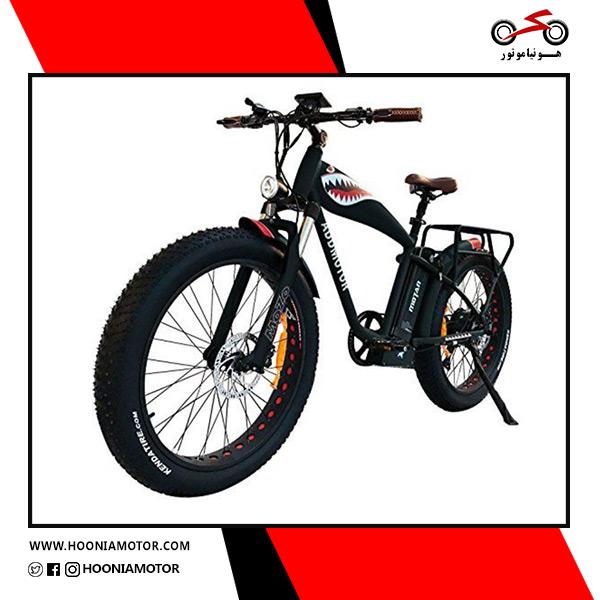 قوانین استفاده از دوچرخه برقی