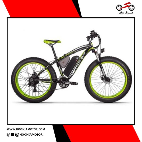 دوچرخه برقی تاثیرش بر محیط زیست