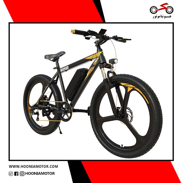 The difference between an electric bike and a regular bike