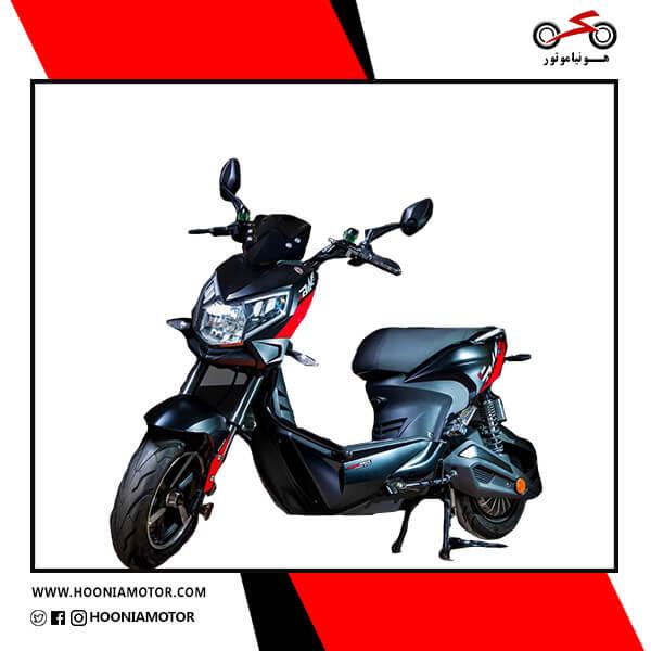 موتور سیکلت بنزینی چه فرقی با موتور برقی دارد