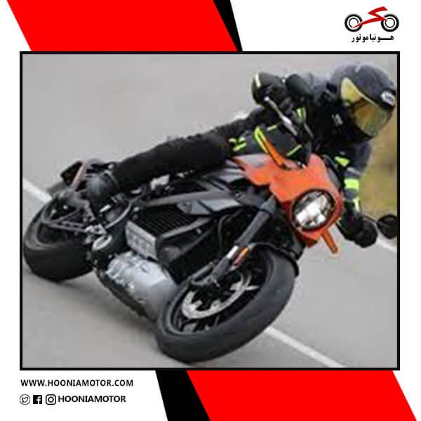 صدای موتور سیکلت برقی