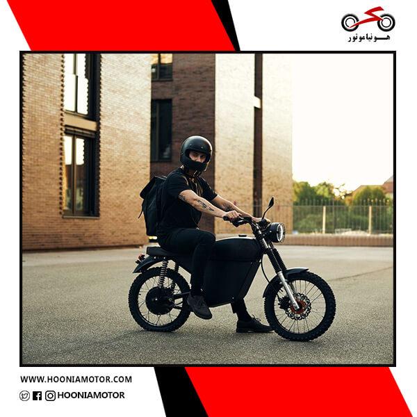 فواید موتور سیکلت برقی در محیط های شهری