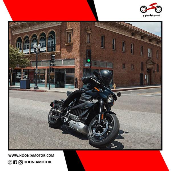 تاثیر موتور سیکلت برقی در ظاهر شهر