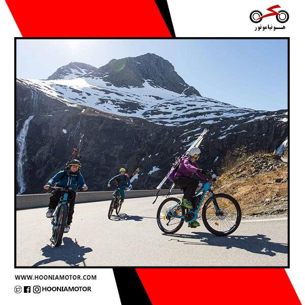 دوچرخه برقی کوهنوردی چیست