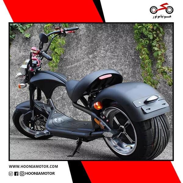 حل مشکلات موتور سیکلت برقی