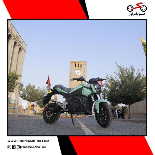 خرید موتور سیکلت برقی ارزان در ایران