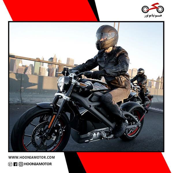 موتور سیکلت برقی آرامشی از جنس سکوت