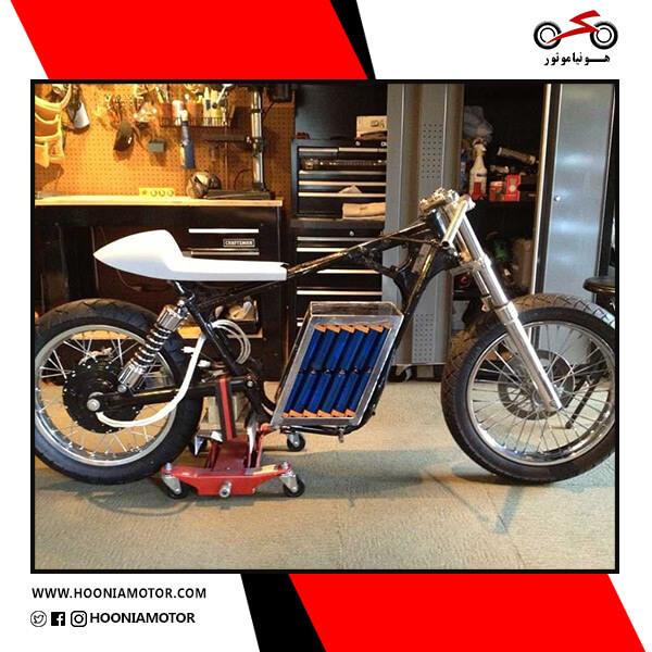 بررسی باتری های موتور سیکلت برقی