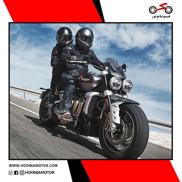 موتور سیکلت بنزینی، خطرناک برای سرنشینان