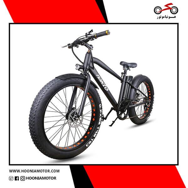 نگاهی به دوچرخه برقی شهری