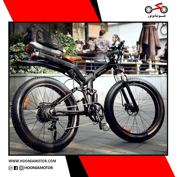 لزوم استفاده از دوچرخه برقی