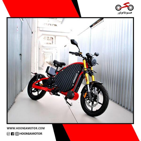 امکانات و قابلیت های موتور سیکلت برقی