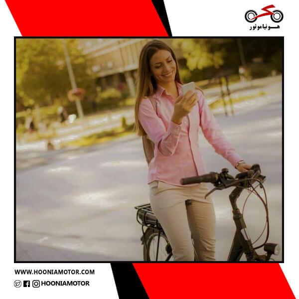 نگاهی تازه از دریچه هوای پاک به دوچرخه برقی