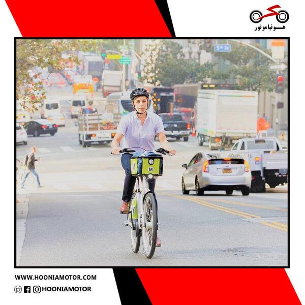 دوچرخه و تاثیر آن بر کاهش وزن