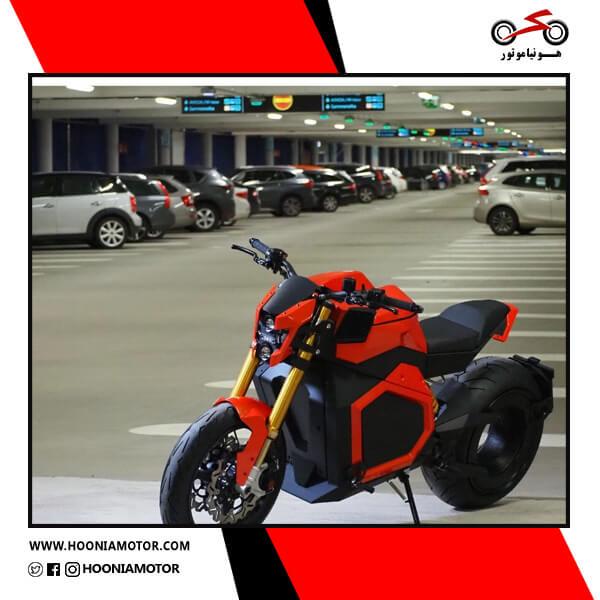 نیرو محرکه در موتور سیکلت برقی