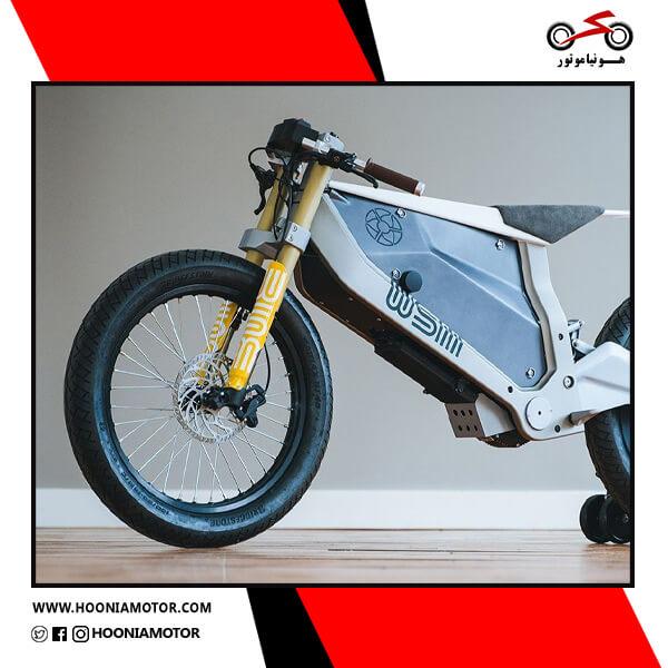 موتور سیکلت بنزینی عامل هوای آلوده
