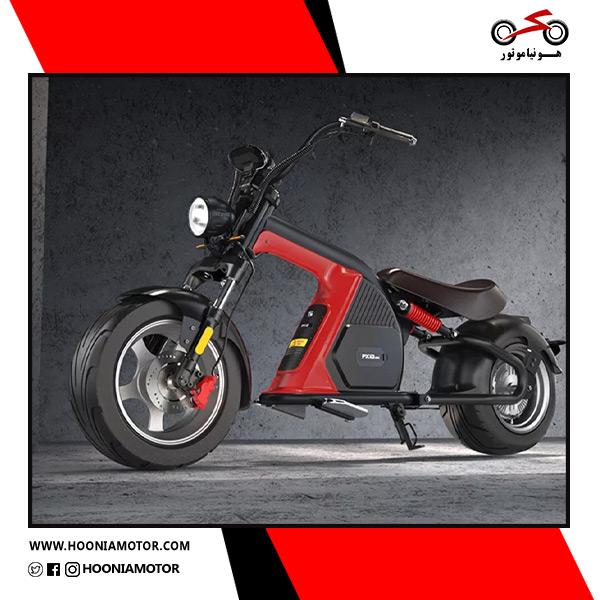 جدیدترین و برترین ویژگی ها و عناصر در موتورسیکلت های تولید جدید